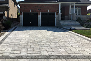 Interloc Driveway Installation - Project