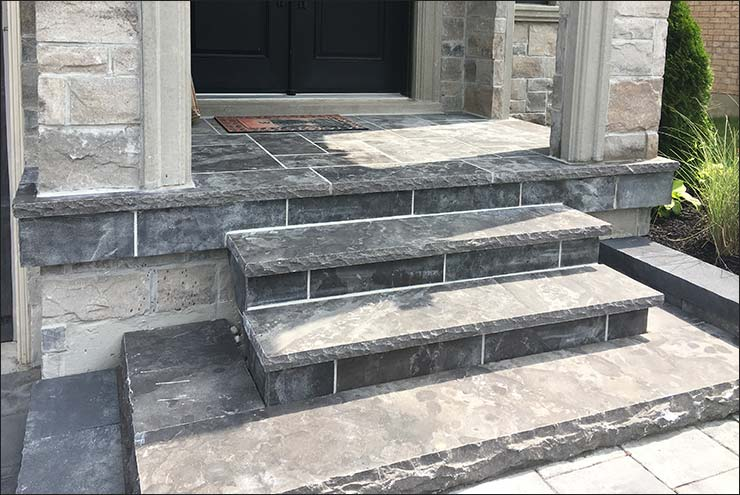 ... Flagstone And Natural Stone Installation   Project ...