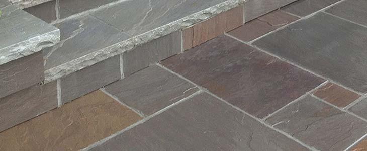 Flagstone & Natural Stone Installations