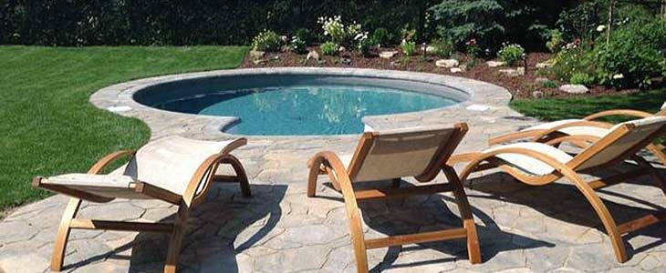 Interloc Pool Deck Installations
