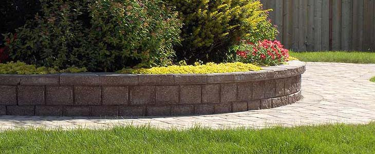 Retaining Wall Installations
