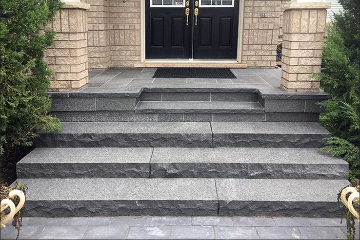 Flagstone & Natural Stone Installations