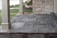 Flagstone and Natural Stone Installation - Project