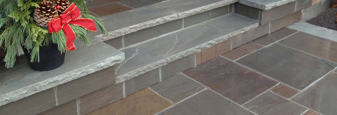 Flagstone and Natural Stone Installation in Mississauga